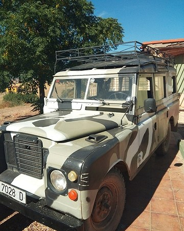 Land Rover Series 3 - 109