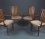 4 dining chairs fromManchester  to Warsaw