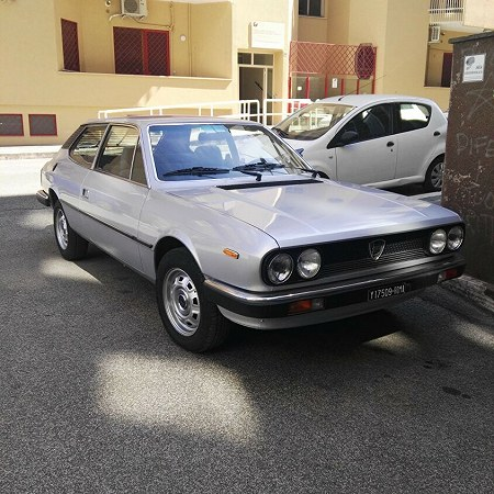 Lancia Beta coupè hpe